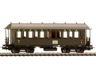 модель Liliput L381803 Пассажирский вагон 3 класса, тип C4itr Pr 12(1932г.) . Принадлежность DR. Эпоха II