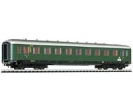 модель Liliput L383351 Пассажирский вагон 2 класса, тип B4uwe-38/53. Принадлежность DB. Эпоха IV
