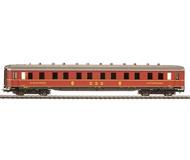 модель Liliput L383701 Спальный вагон DSG, тип WL4ue. Принадлежность DB. Эпоха III