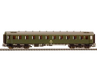 модель Liliput L384392 Пассажирский вагон 28 2 класса B-14 343. Принадлежность DR, эпоха IV