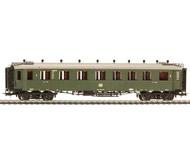 модель Liliput L384801 Пассажирский вагон 1/2 класса, тип AB4u. Принадлежность DB. Эпоха III