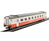 модель Liliput L388556 Пассажирский вагон «Swiss Express»  EW III 1 класса 18-34 005-6. Принадлежность SBB, эпоха V