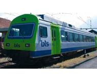 модель Liliput L388895 Головной вагон #29-34 992-2  поезда «NINA». Принадлежность BLS, эпоха V. Для AC DCC