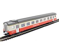 модель Liliput L388986 Пассажирский вагон «Swiss Express» 81-34 001-7. Принадлежность SBB, эпоха V .