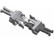 модель Liliput L939105 Сцепки для стандартной NEM шахты (50 шт.)l
