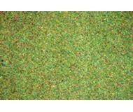 """модель Noch 00011 Имитатор травяного покрова, """"цветущий луг"""" 200 х 100 см."""