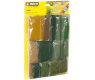 модель Noch 07067 Набор имитаторов травяных волокон, высота 5, 6, 12 мм.