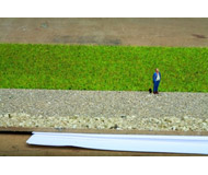 "модель Noch 07072 Имитатор травяного покрова ""летний луг"" - волокна 0.25-6 мм."