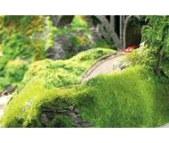 модель Noch 07121 Имитатор травяного покрова, цвет бежевый, 24 х 15 см.