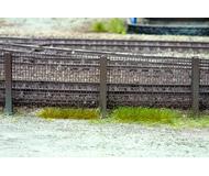 модель Noch 07128 Полосы (18 шт) и пучки весенней травы (18 шт).