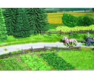 """модель Noch 07133 Пучки травы """"полевая растительность"""" 105 шт."""