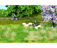 модель Noch 07402 Имитатор весенней лужайки, 22 х 20 см.