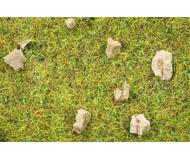 модель Noch 08160 Имитация травяных волокон альпийский луг, высота волокон 2,5 мм, уп. 120 г