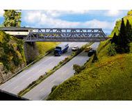 модель Noch 21310 Мост с решетчатыми фермами, длиной 36 см.