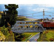 модель Noch 21330 Железнодорожный мост, длиной 18 см.