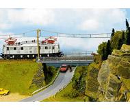 модель Noch 21340 Железнодорожный мост, длиной 18 см.