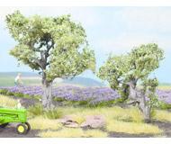 модель Noch 21995 Оливковые деревья, 2 шт, высота 6 и 9 см
