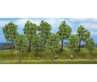 модель Noch 24100 Набор весенних деревьев (без подставок) 5 шт., высота 10-14 см.