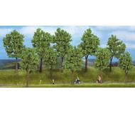 модель Noch 24210 Набор весенних деревьев (без подставок) 10 шт, h 4-10 см