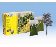 модель Noch 24302 Набор для декорирования деревьев высотой от 4 до 8 см