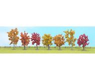 модель Noch 25070 Осенние деревья, 7 шт, высота 8-10 см