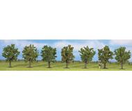 модель Noch 25090 Набор фруктовых деревьев 7 шт, цвет зеленый, высота 8 см.