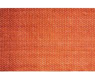модель Noch 57425 Имитатор кирпичной стены 30 х 12 см 3D, цвет красный.