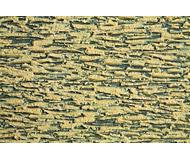 модель Noch 57431 Имитатор стены из бутового камня 30 х 12 см 3D, цвет бежевый.
