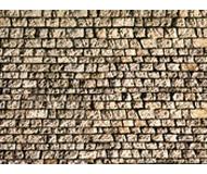 "модель Noch 57740 Стена ""из бутового камня"" (картон), 64 х 15 см."