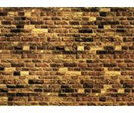 модель Noch 57750 Имитация кирпичной стены (картон), 64 х 15 см.