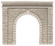 модель Noch 58061 Портал туннельный однопутный 15х12,5 см
