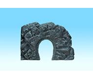 """модель Noch 58497 Портал туннельный с выходами горных пород """"доломит"""" 23,5 х 17 см."""