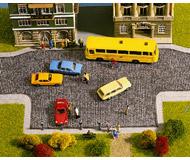 модель Noch 60570 Парковка булыжная 10 х 20 см.