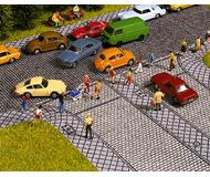 модель Noch 60620 Имитатор тротуара, 1 шт, ширина 25 мм, длина 1 м.