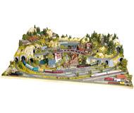 "модель Noch 80200 Основа макета ""Luzern"", 220x140x46 см."