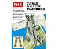модель Peco IN-1 Peco N Setrack Planbook