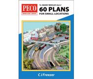 модель Peco PB-3 The Railway Modeller Book of 60 Plans for small locations