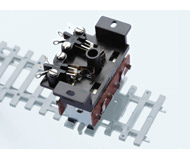 модель Peco PL-15 Twin Micro Switch Kit, for fitling to turnout motor PL-10