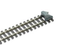 модель Peco SL-1441 Тупик стальной. 2 шт. Для рельс высотой 1,9 мм (код 75)