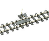 модель Peco SL-430 Ручной расцепитель для узкоколейки, 2 шт. Серия OO-9. Рекомендуется для использования с рельсами высотой 2,03мм (код 80). Рельсы в комплект не входят.