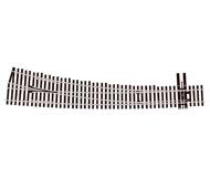 модель Peco SL-E8376 Стрелка правая, радиус 282мм R7 11,1°, длинна 258мм. Тип Electrofrog. Высота рельса 2,1 мм (код 83).