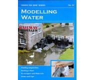 """модель Peco SYH2-12 Брошюра из серии """"Shows you how"""". Выпуск 12. """"Modelling Water."""" (Моделирование воды). На английском языке."""