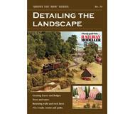 """модель Peco SYH2-14 Брошюра из серии """"Shows you how"""". Выпуск 14. """"Detailing the Landscape."""" (Детализация ландшафта). На английском языке."""