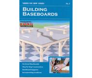 """модель Peco SYH2-2 Брошюра из серии """"Shows you how"""". Выпуск 2. """"Building Baseboards."""" (Создание основы макета). На английском языке."""