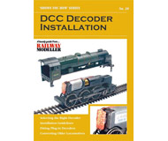 """модель Peco SYH2-20 Брошюра из серии """"Shows you how"""". Выпуск 20. """"DCC Decoder Installation"""" (Установка декодера DCC). На английском языке."""