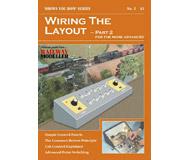 """модель Peco SYH2-5 Брошюра из серии """"Shows you how"""". Выпуск 5. """"Wiring the Layout - Part 2: For the More Advanced."""" (Проводка на макете - часть 2: для более продвинутых). На английском языке."""