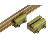 модель Piko 35294 Металлические зажимы для рельс, устанавливаются над соединителями, 10 шт