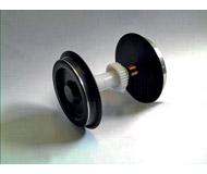 модель Piko 36071 Колёсная пара с резинкой, для BR218