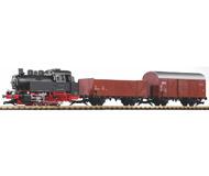 """модель Piko 37120 Стартовый набор """"Грузовой поезд DB Ep. III"""" со звуковым модулем и парогенератором, аналоговый"""