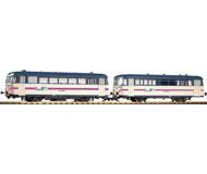 """модель Piko 37303 Автомотриса  VT798/VS998 """"Elbe-Elster"""""""